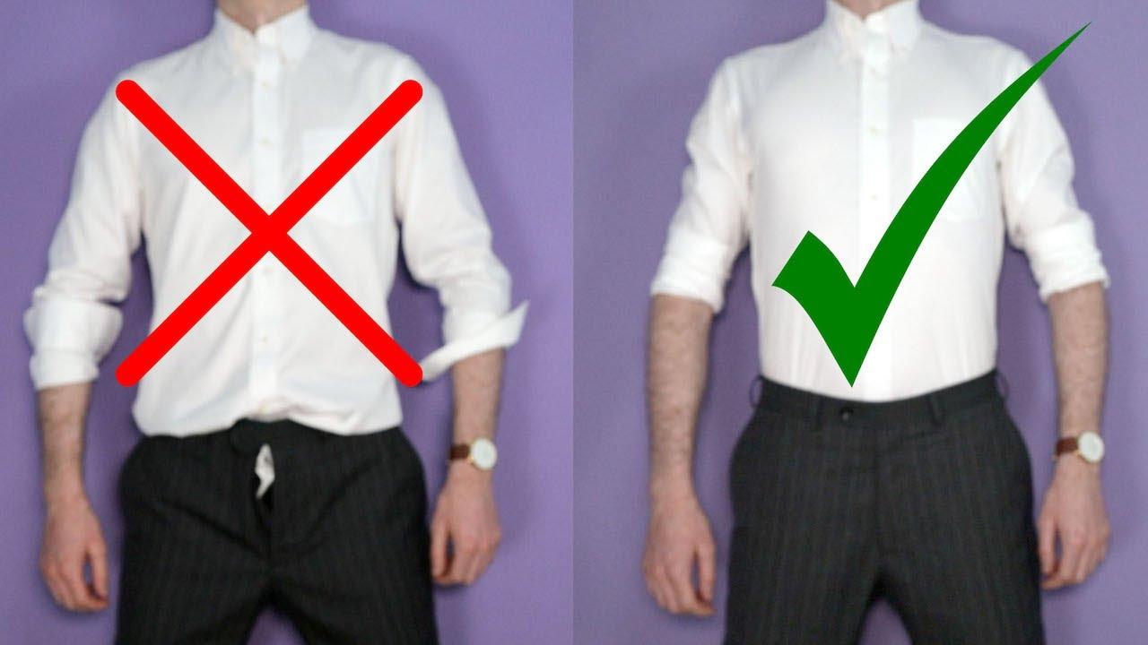 3个中国男人一直在犯的Fashion错误