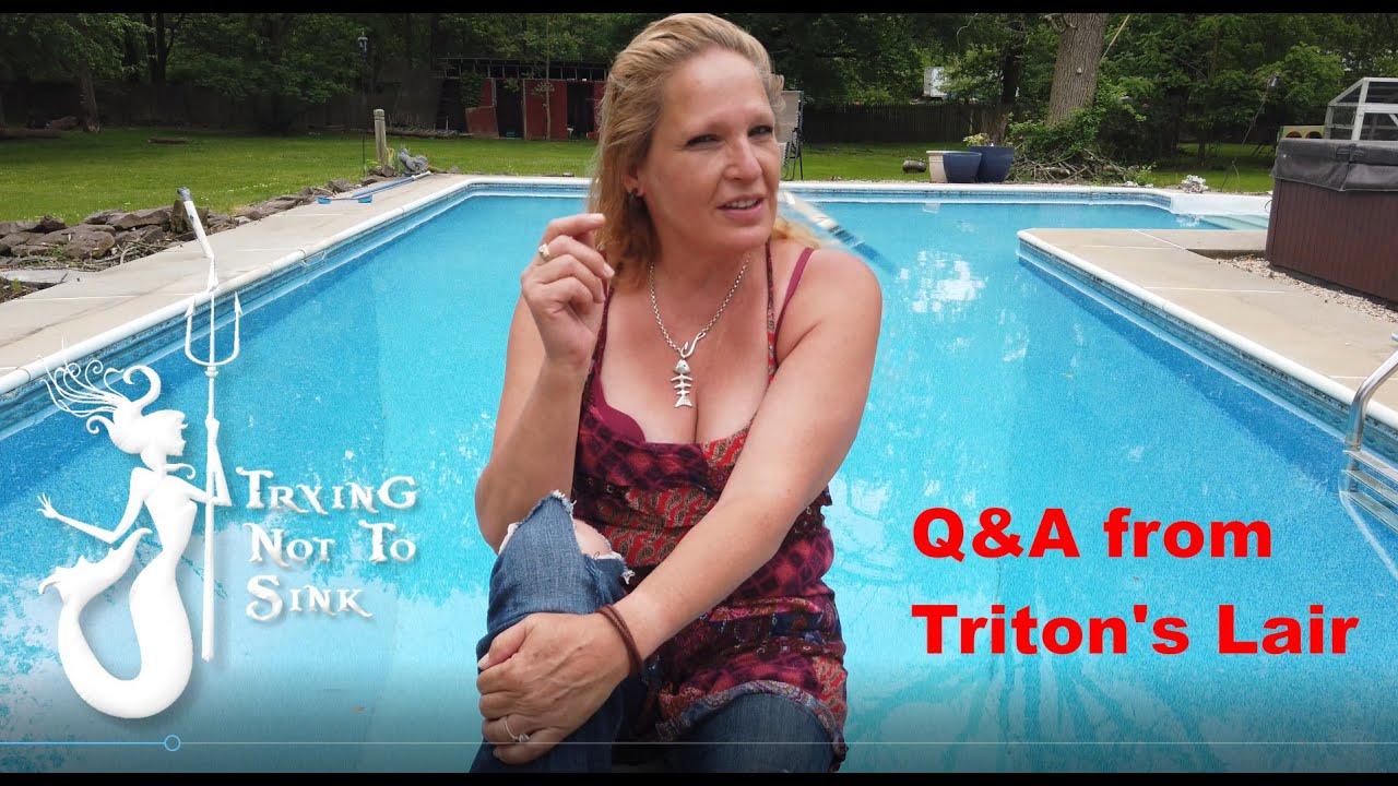 Q & A from Triton's Lair