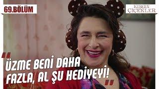 Para delisi Zehra! - Kırgın Çiçekler 69.Bölüm