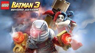 LEGO BATMAN 3 : BEYOND GOTHAM - O ESQUADRÃO (DLC)