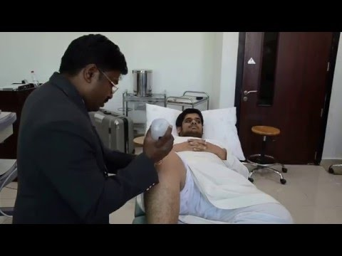 Electro Therapy (Radial Shock Wave Therapy)