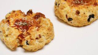 치즈가 쭈우우욱- 피자스콘 / 모짜렐라스콘 만들기:  …