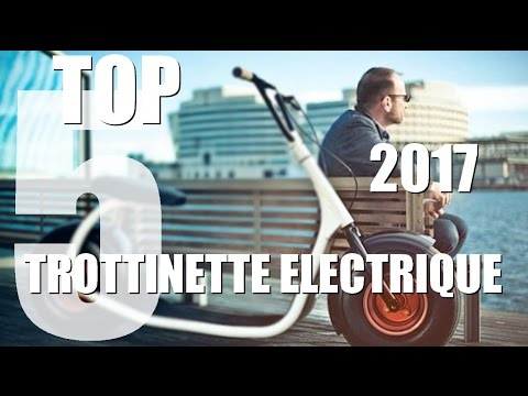 top 5 meilleure trottinette electrique 2017 youtube. Black Bedroom Furniture Sets. Home Design Ideas