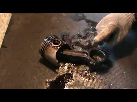 видео: Почему может Застучать Шатун в Двигателе
