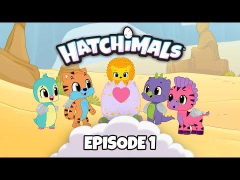 Hatchimals YouTube Series | Episode 1 – Meet Team Hatch!