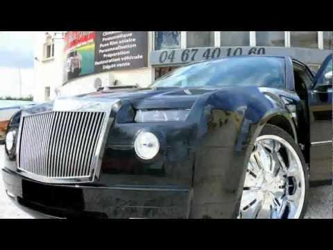 meilleure sélection 0c720 bb0f2 Chrysler 300C body kit custom Rolls Royce Phantom - By CWC ...