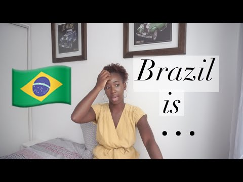 IS BRAZIL SAFE? SOLO TRAVEL IN BRAZIL