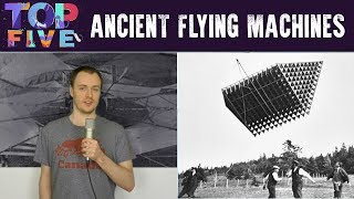 Top 5 Incredible Flying Machines that Weren't Meant to Be