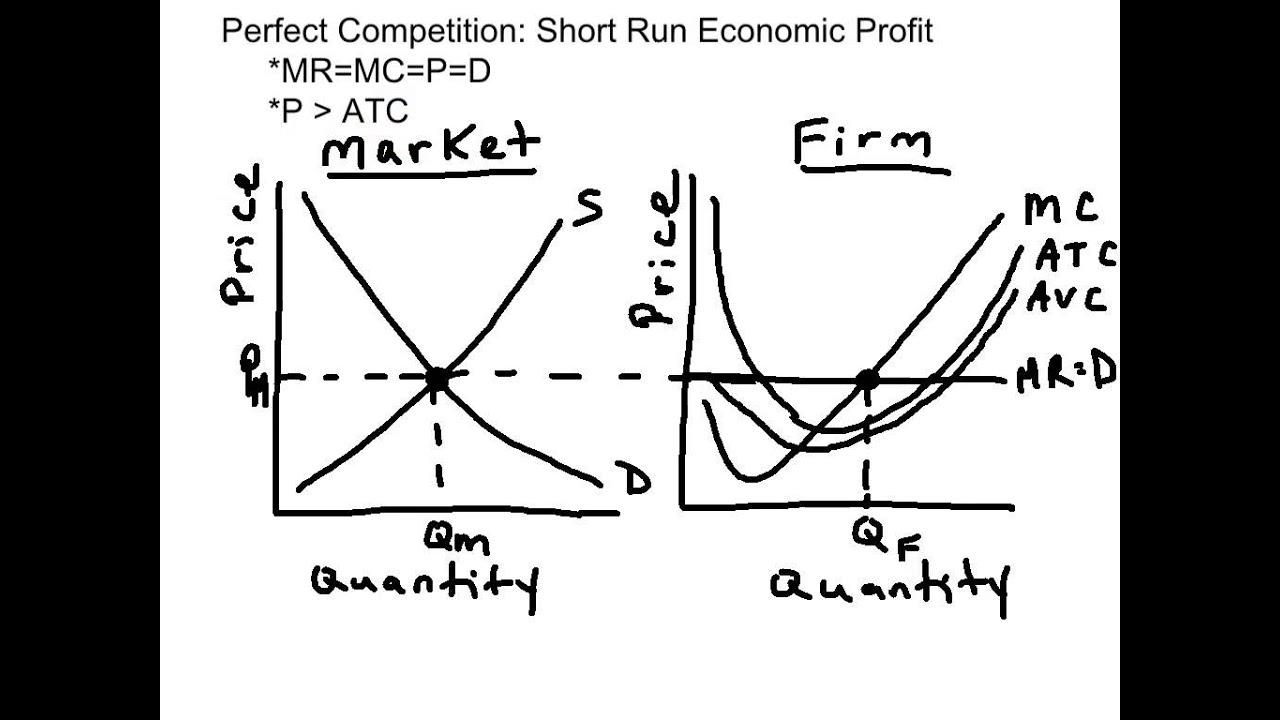 ap micro perfect competition - short run profit