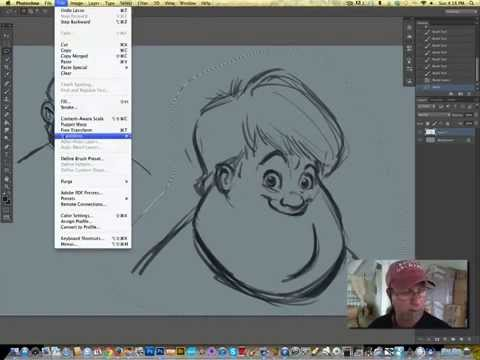 "Aaron's Art Tips 1 - Avoiding ""evenness"" in your work"