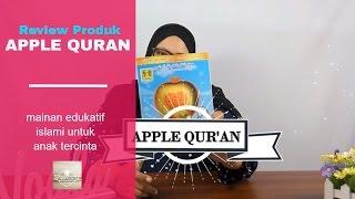 Gambar cover Video Review Apple Quran Mainan Edukatif Islami