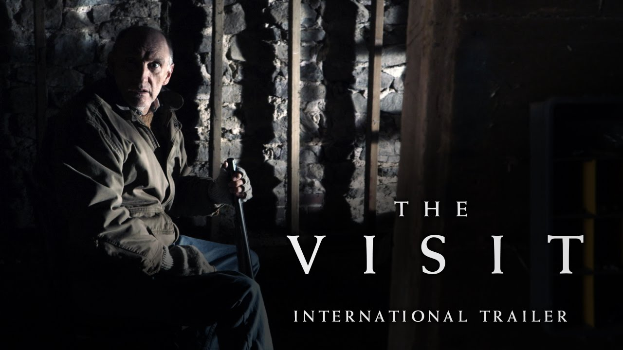 The visitor trailer movie