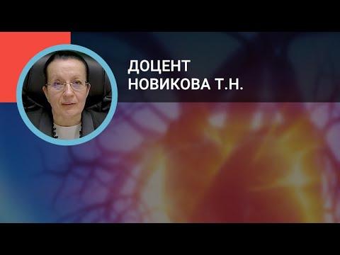 Кардиолог Новикова Т.Н.: Суправентрикулярные тахикардии