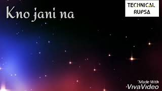 [BROKEN HEART 😭😭] Jake Pabo na Take ami kno jani na valobasi||whatsapp status||Technical Rupsa||
