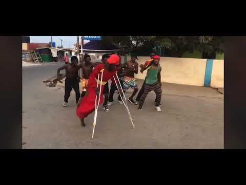 Ghana Crazy dance from Accra