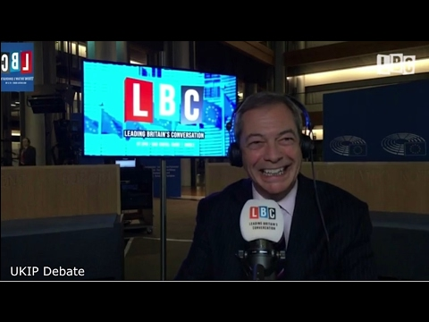 NEW - The Nigel Farage Show - Immigration Debate - FULL SHOW - LBC Exclusive - 14/02/2017