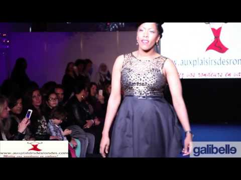 Pulp'Fashion Week Paris 2nd Edition May 2014   Aux Plaisirs des Rondes Runaway ViYoutube