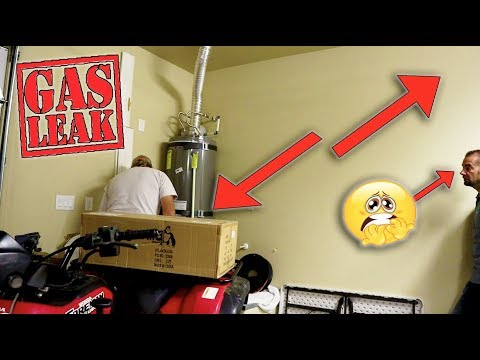 Found TWO GAS LEAKS! from YouTube · Duration:  10 minutes 18 seconds