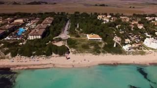 Mallorca: Platja de Muro and Can Picafort by Drone