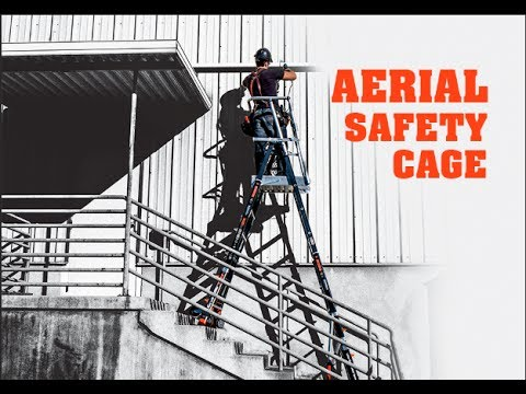 Aerial Safety Cage Youtube