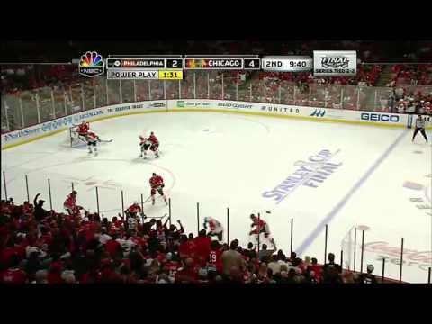 Flyers @ Blackhawks Game 5 6/6/10