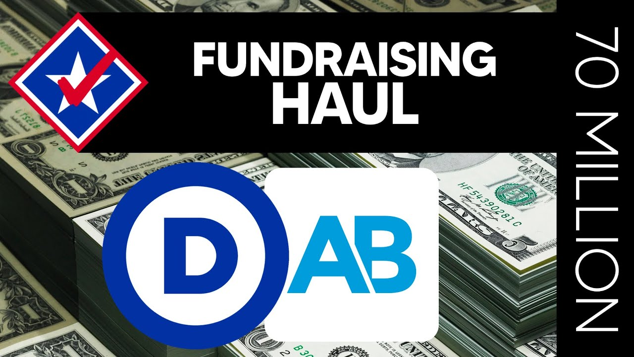 The Democratic Party Raises 70 Million Dollars in ONE Day