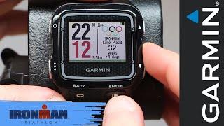 обзор часов GARMIN 920 XT: преимущества и баги