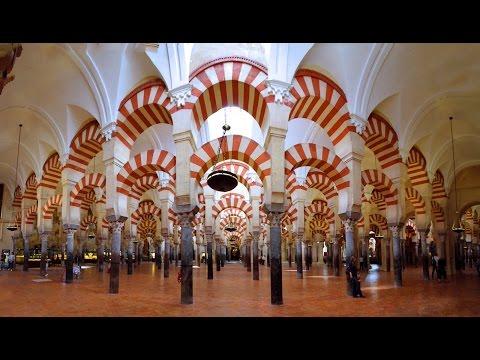 Cordoba Mosque inside visit