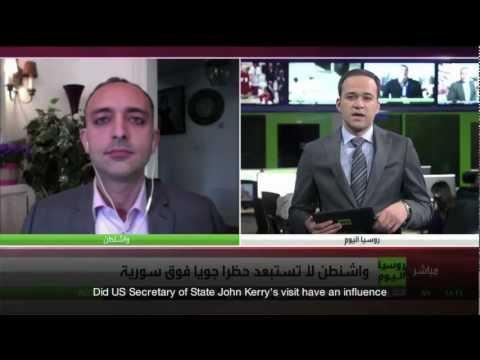 Joseph Braude on the Syrian crisis جوزيف براودي حول الأزمة في سوريا