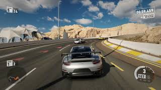 Here's a direct feed gameplay of forza motorsport 7 demo running on xbox one s. porsche gt2 rs 18 run dubai track enjoy!