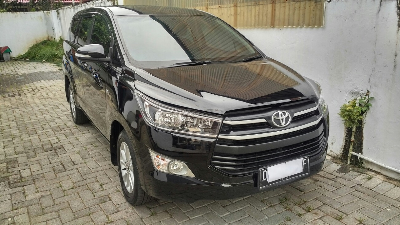 in depth tour toyota all new kijang innova 20 g at