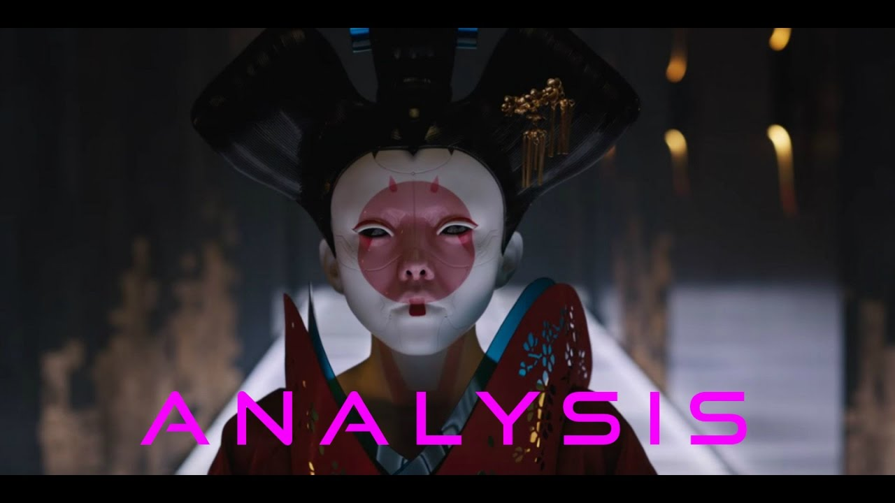 ghost in the shell analysis