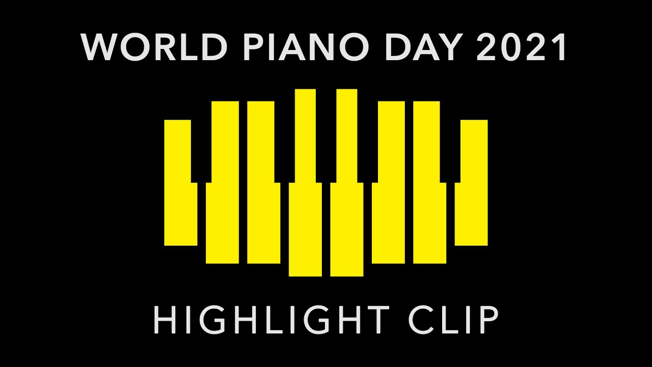World Piano Day 2021 – Global Livestream Highlights | Deutsche Grammophon