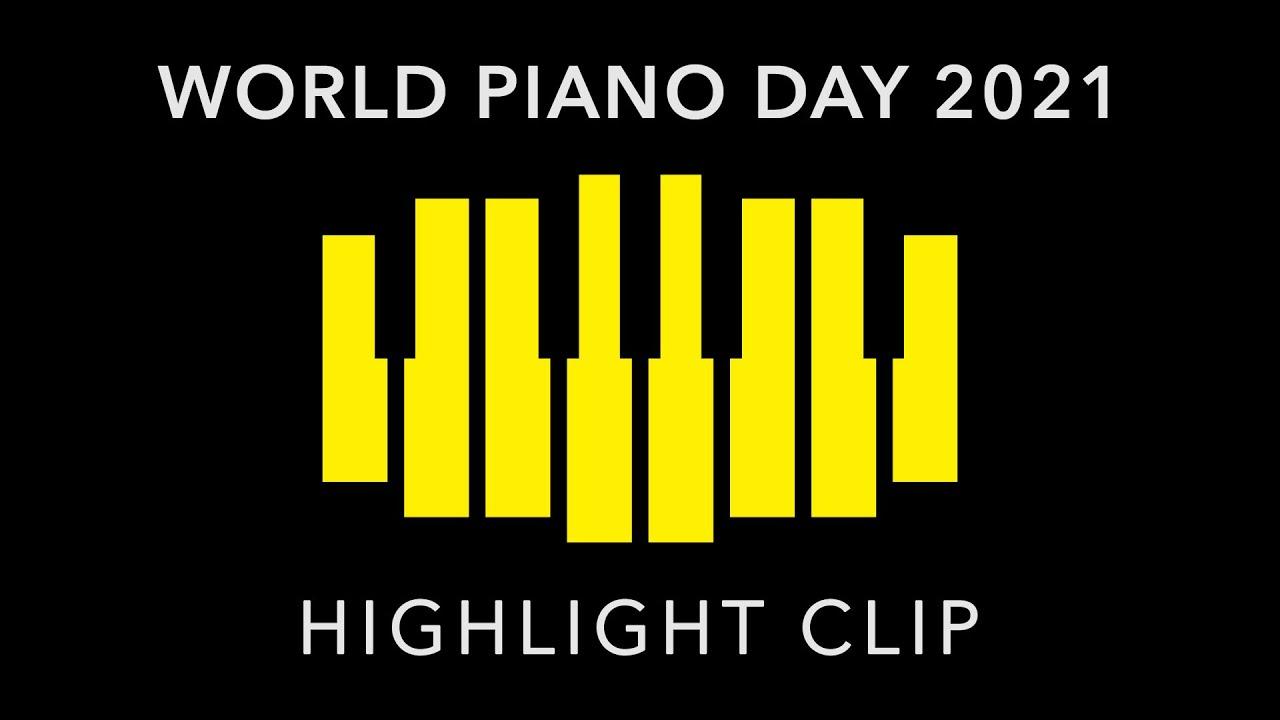 World Piano Day 2021 – Global Livestream Highlights | Deutsche Grammophon