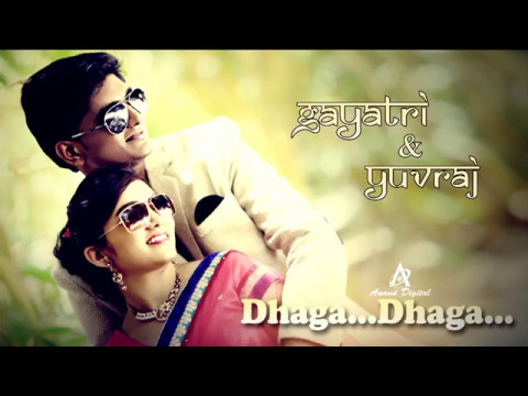 man dhaga dhaga pre wedding song gayatri weds yuvraj youtube