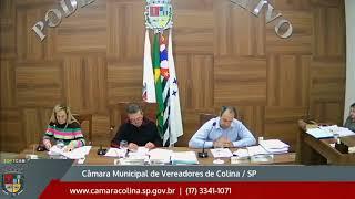 Transmissão ao vivo de Câmara Municipal de Colina /SP