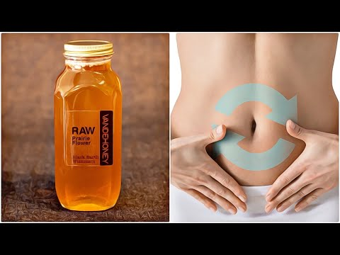 Eat Raw Honey Daily & This Will Happen To Your Body