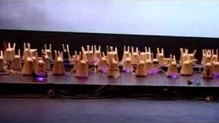 Nabaz'mob, opera for 100 smart rabbits