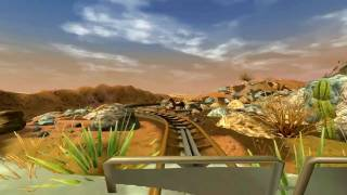 waterworld the lost city the ride rct3