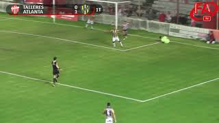 FATV 18/19 Fecha 18 - Atlanta 4 - Talleres 0