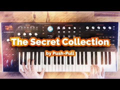 32 Secret Patches for ASM Hydrasynth