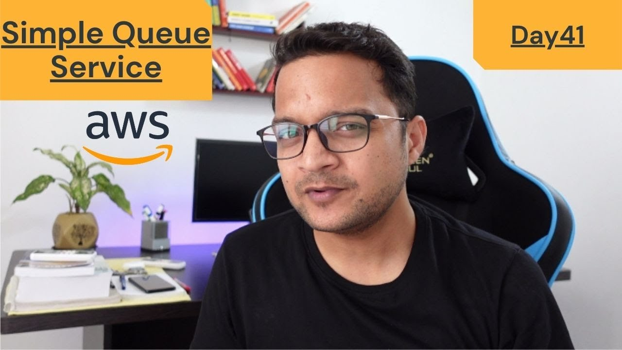 DAY 41 - 100 Days Of AWS | SQS Conti.