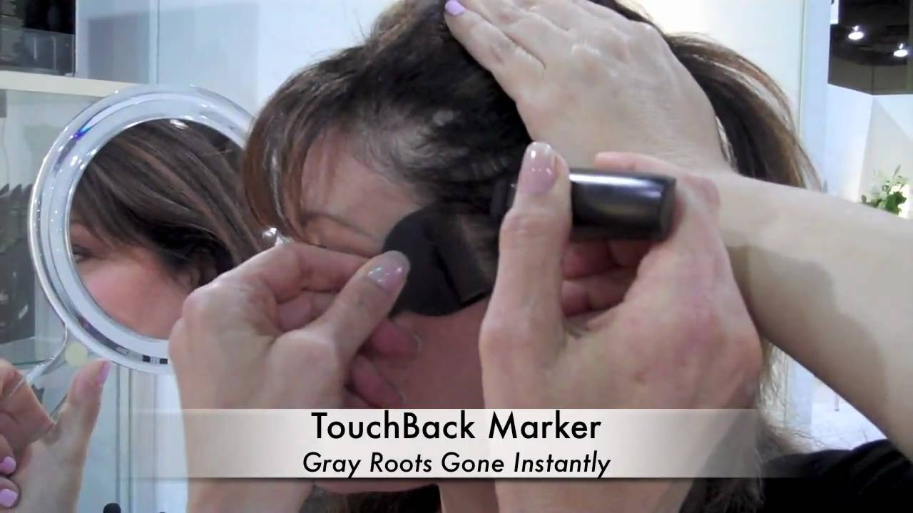 The Ageless Sisters Test Out Touchback Marker At Cosmoprof 2010