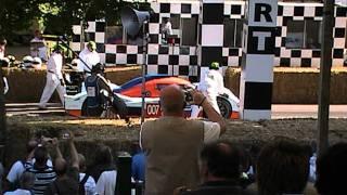 Porsche At The 2009 Goodwood Festival Of Speed Videos