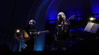 Shelby Lynne & Allison Moorer - The Color of a Cloudy Day @Cadogan Hall, London, 30.01.2018
