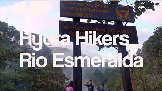 Rio Esmeralda - Hydra Hikers - Bosque de la Primavera Jalisco