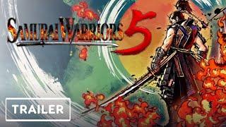 Samurai <b>Warriors</b> 5 - Nintendo Switch Trailer | Nintendo Direct ...