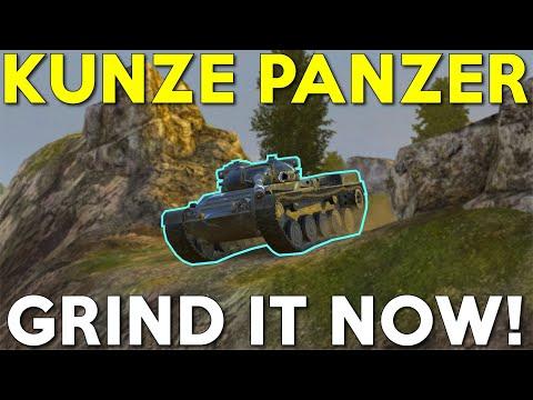Download WOTB | KUNZE PANZER Get It FREE