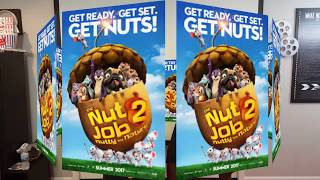 The Nut Job 2, reviewed by The Homeboy Movie Critics. Part 1 of a 2 part review