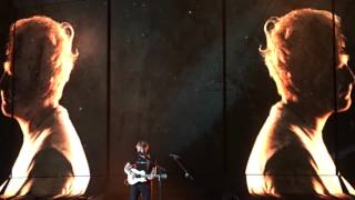 Ed Sheeran - I See Fire  (Full Song) - Live in Paris Accord Hotel Arena 06/04/2017